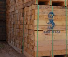3x4 30in Hardwood Battens