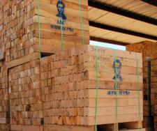 3x4 38in Hardwood Battens