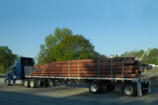 Shipping Structural Steel