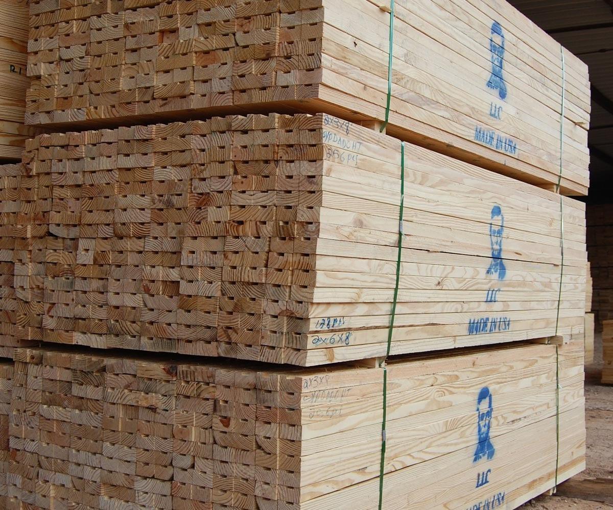2x3 8ft Pine Battens