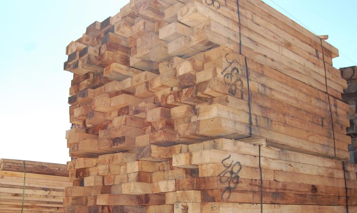 4x8 Hardwood Dunnage