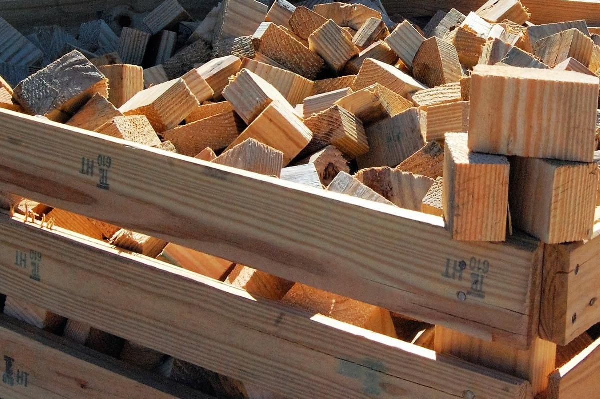 Pine Blocks
